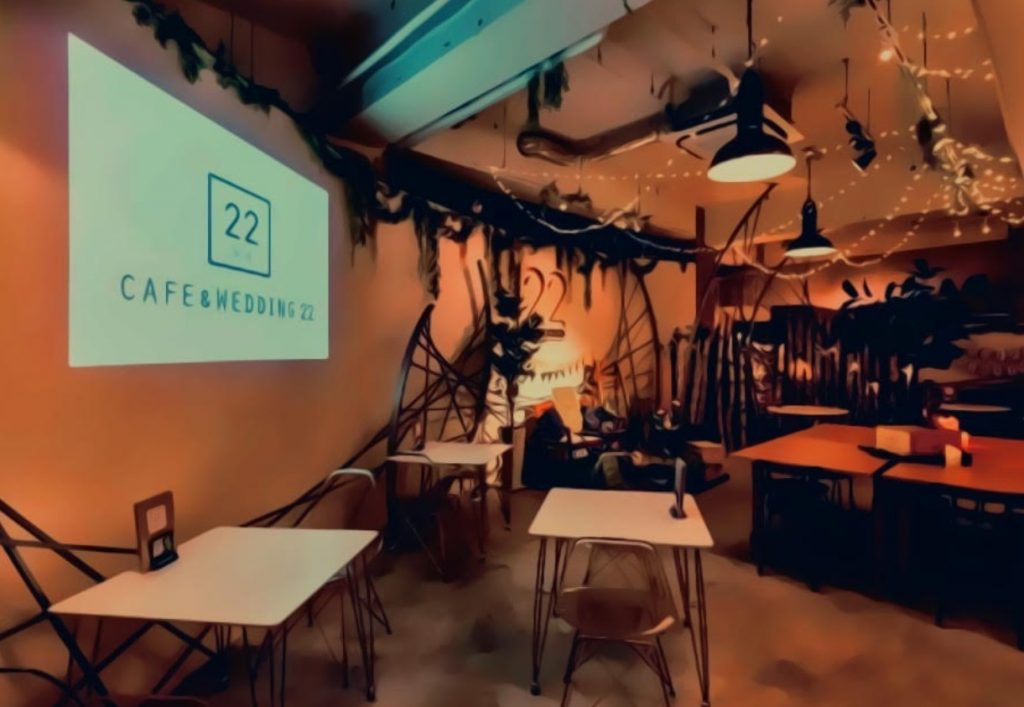 カフェ&ウェディング22
