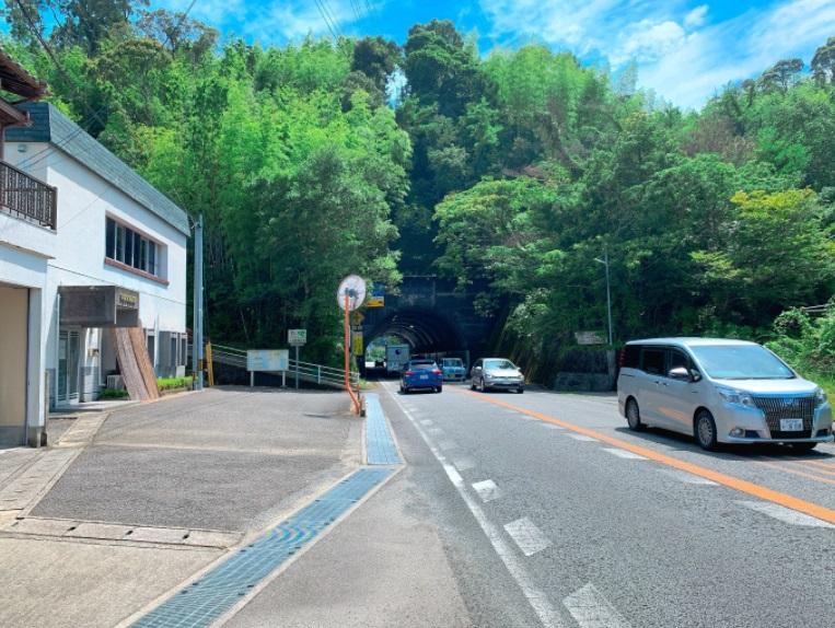 牟岐町トンネル