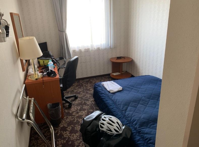 ホテルニューガイア飯塚のシングルルーム