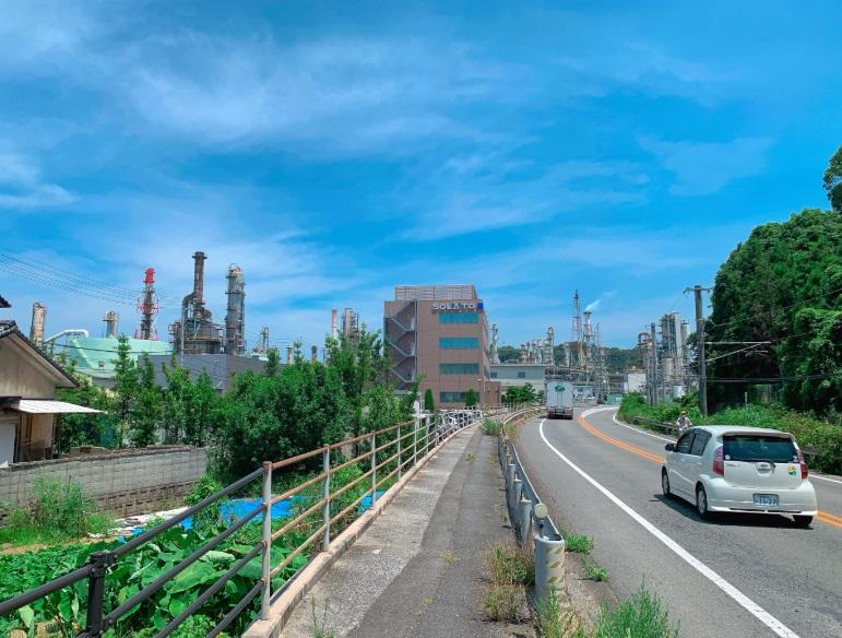 太陽石油四国事業所