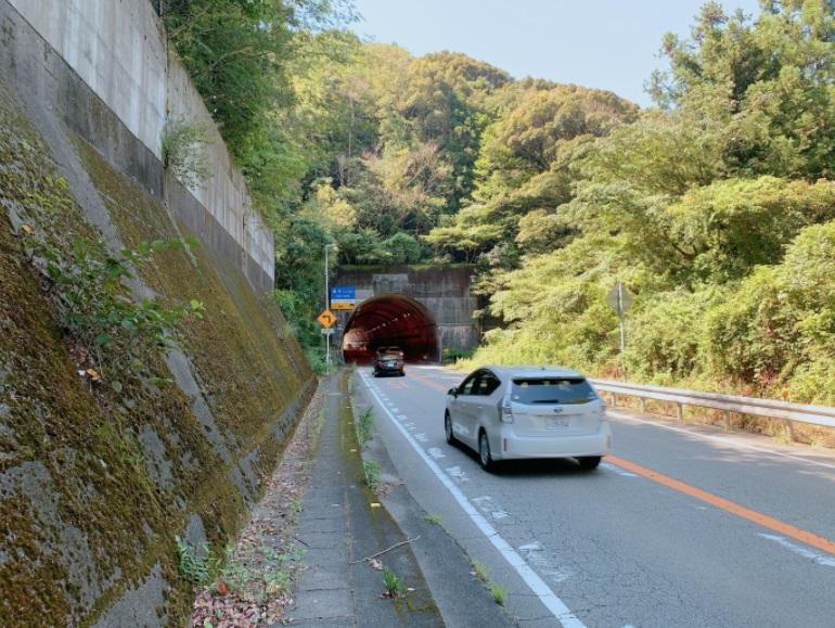 福井トンネル