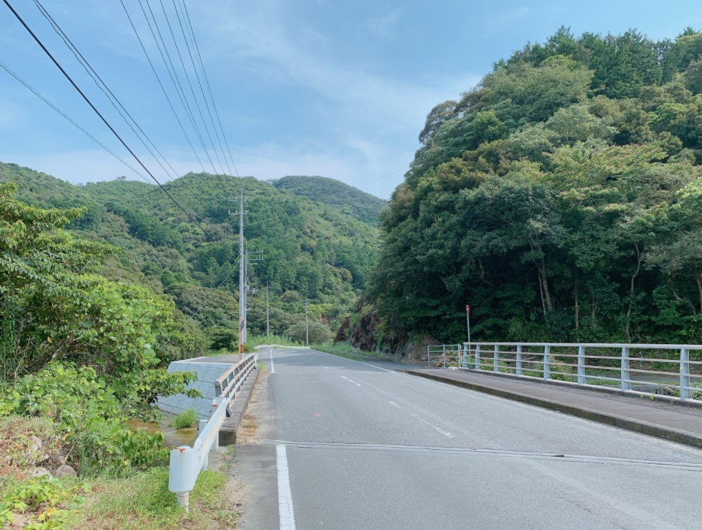 県道43号線