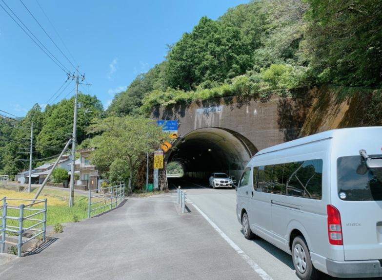 奥潟トンネル