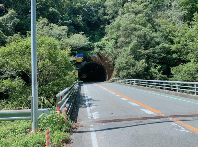 一ノ坂トンネル
