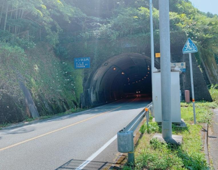 吾桑トンネル