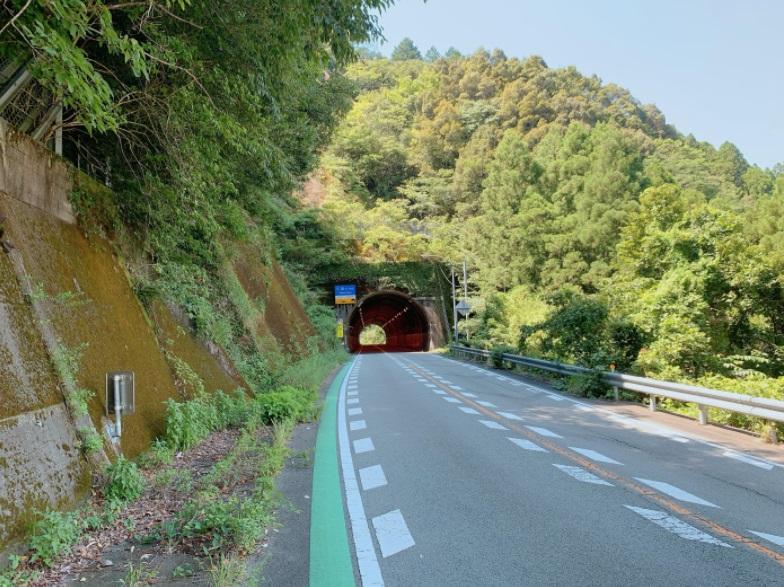 久望トンネル