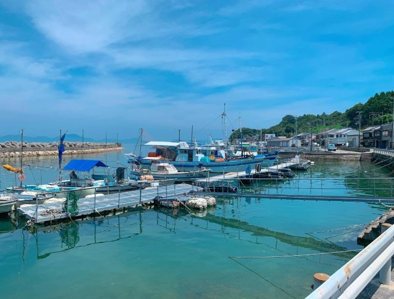 田之尻漁港