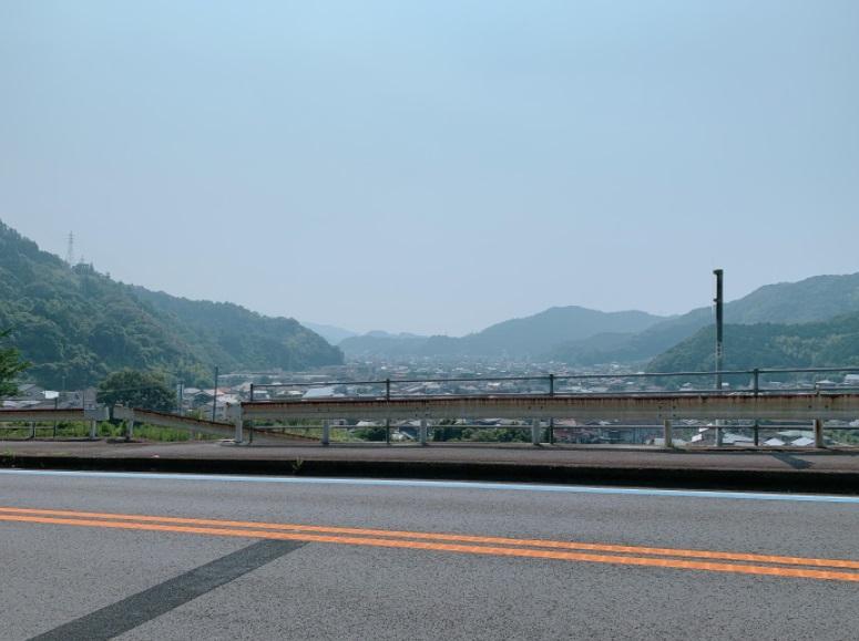 宇和島の町