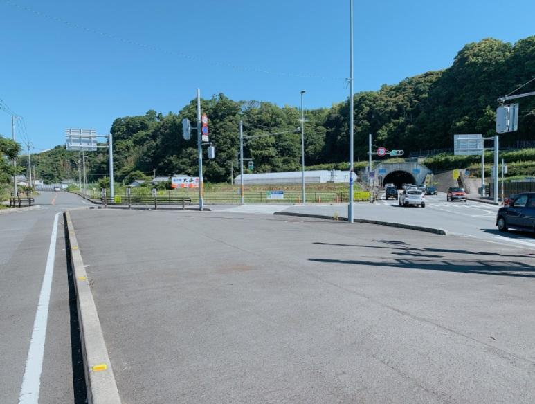 大山トンネル