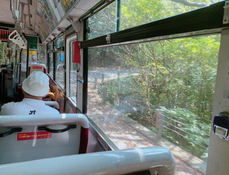 高知西南交通の路線バス