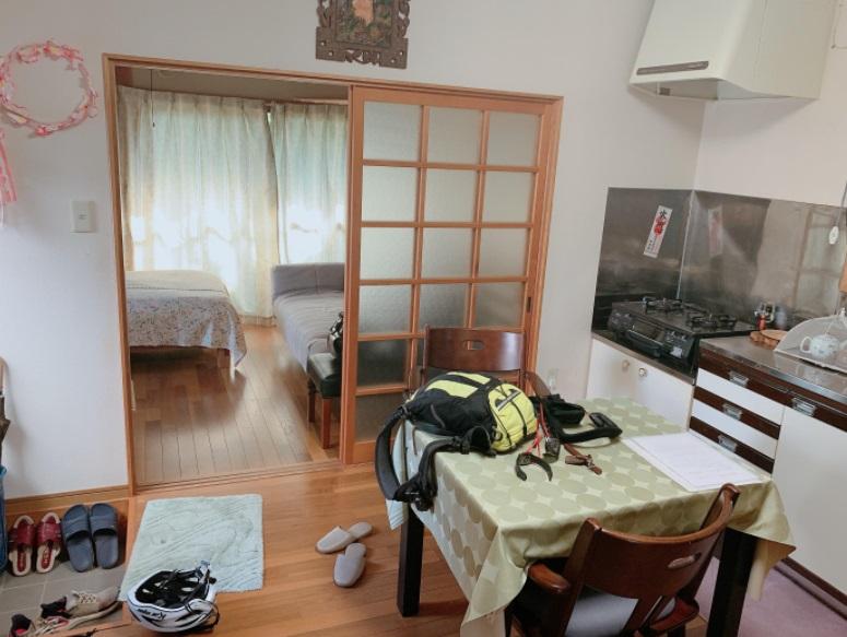 和の宿 角屋,洋室