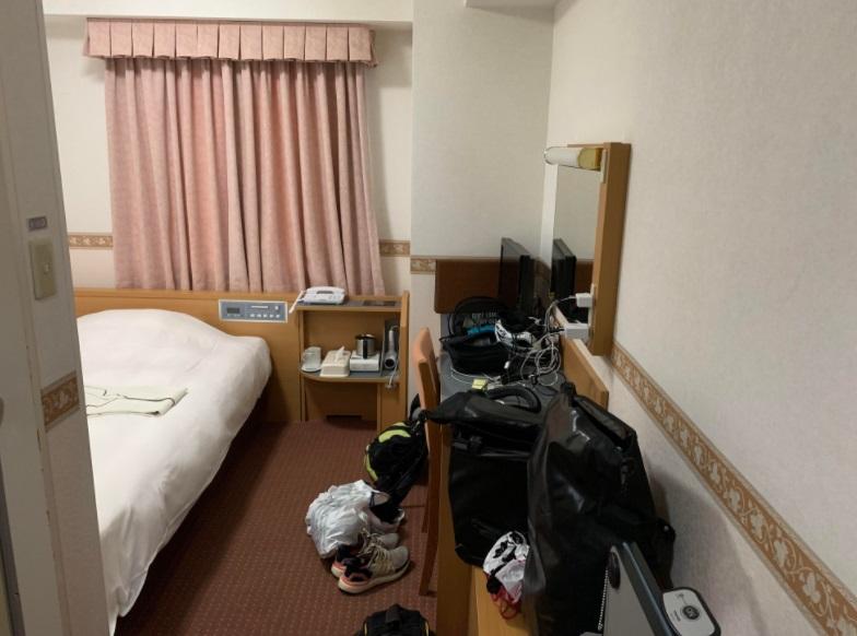 ホテルアルファーワン岩国,シングルルーム