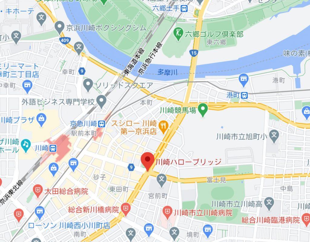 川崎ハローブリッジ