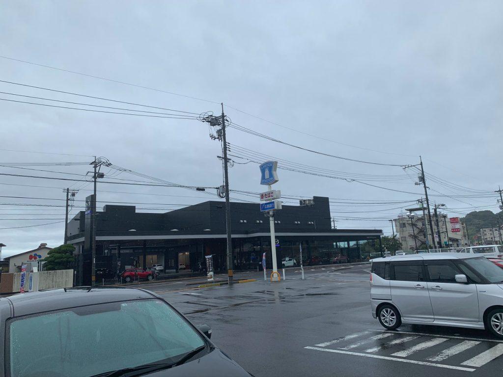 ローソン 尾道山波店