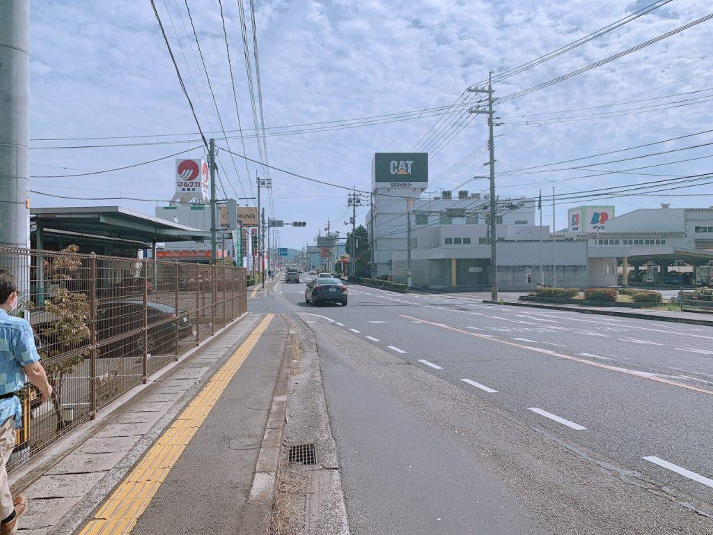 倉敷市,国道2号線