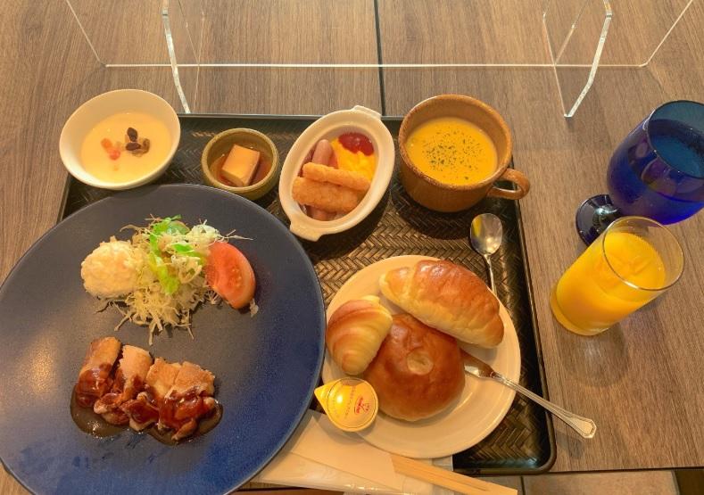 ホテルマイステイズ松山,洋朝食