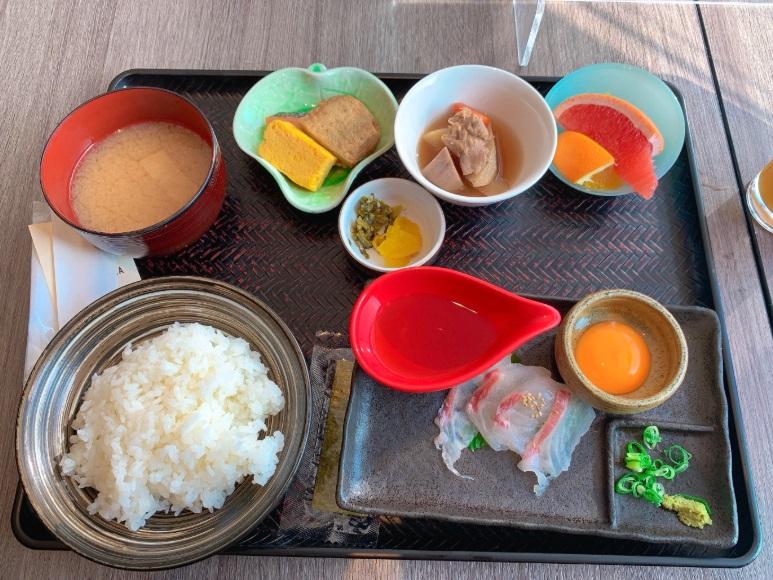 ホテルマイステイズ松山,和朝食