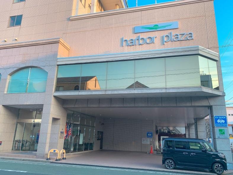 ハーバープラザホテル,外観