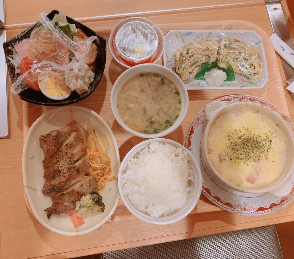 阪九フェリー,レストラン