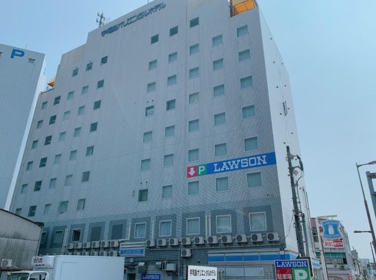 宇和島オリエンタルホテル,外観