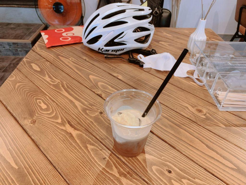 白壁の町並み,カフェ