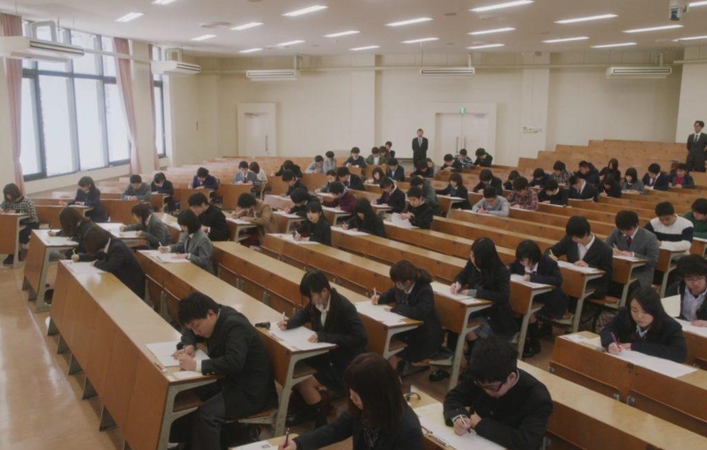 ビリギャル,拓殖大学