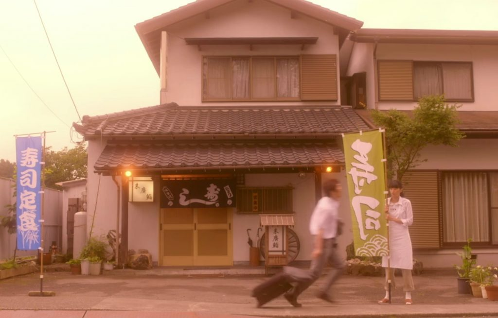 家に帰ると妻が必ず死んだふりをしています,寿司屋